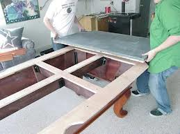 Pool table moves in Harrisonburg Virginia