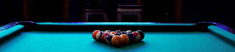 Harrisonburg pool table room size featured